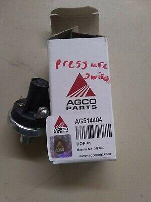 Ag514404 Ag Chem Agco Rogator Low Pressure Switch