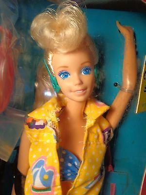 1987 California Dream Barbie Doll *Cute Bikini + acces. MATTEL 4439 *MINT * NRFB