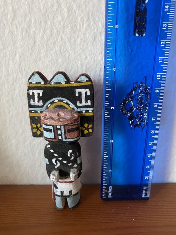 Rare Vintage Hemis Hopi Kachina