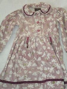 Girl's Quebec designer dress sz 4 Kingston Kingston Area image 1