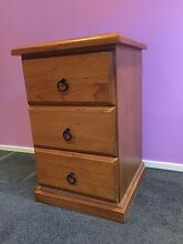 X2 bedside tables and chest of drawers Richmond Hawkesbury Area Preview