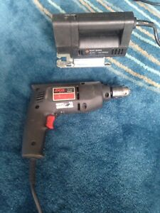 Jig saw and drill for sale