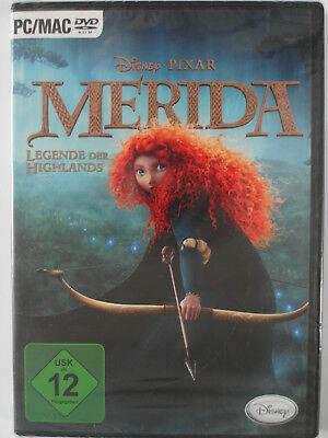 Merida - Legende der Highlands - Disney Pixar - Mit Pfeil und Bogen, Magie Fluch