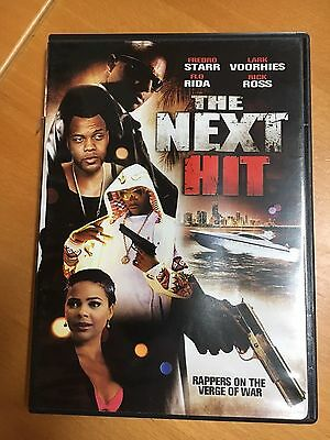 Next Hit DVD Fredro Starr Flo Rida Lark Voorhies Rick Ross