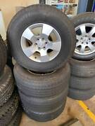 """16"""" Nissan Navara Rims and Tyres Wickham Newcastle Area Preview"""