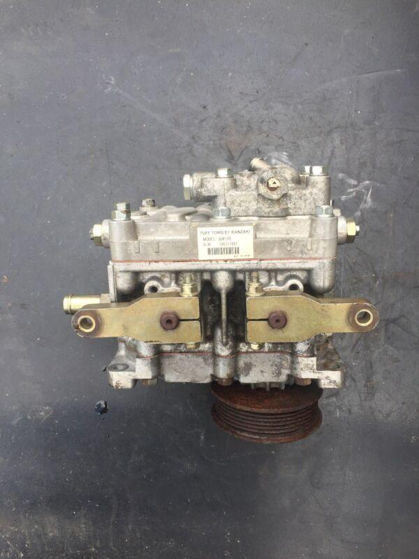 John Deere 757 Hydraulic Pump Tuff Torq DUP10S Single Pump Zero Turn