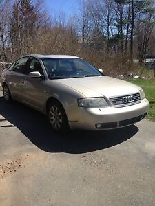 99 Audi A6 for parts