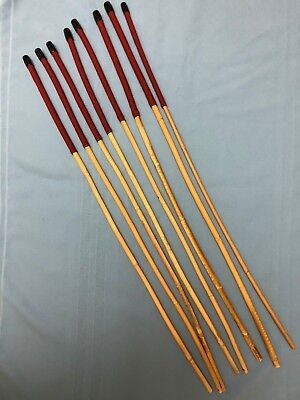 EnglishviceCanes  Classic Kooboo Rattan School Cane set of 8 Canes - See Specs ()