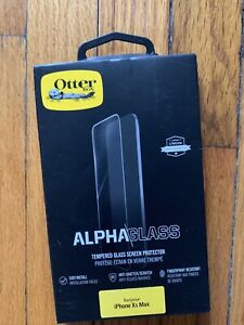Otterbox Alpha Glass For Iphone XS Max