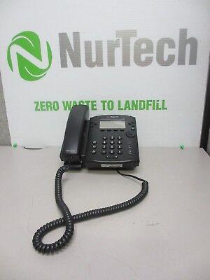 Polycom Vvx 311 6-line Desktop Phone W Hd Voice Handset No Stand