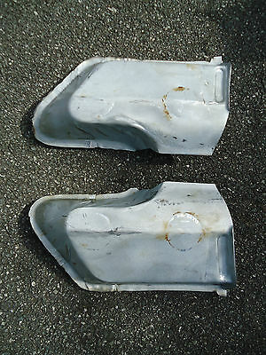 FORD CAPRI MK 1 2 3 STEEL END OF SILL REPAIR PANEL   FITS <em></em>...