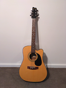 Samick Acoustic/Electric Guitar LW-044 G CEG Upwey Yarra Ranges Preview