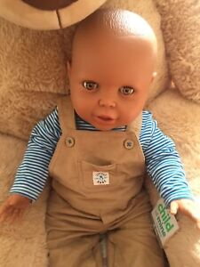 Baby doll for reborn or play