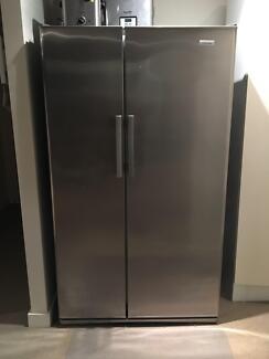 electrolux fridge freezer double door