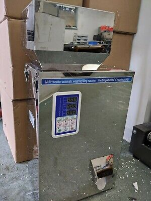 Us Stock Fz-500 Intelligent Weighing Filler Machine