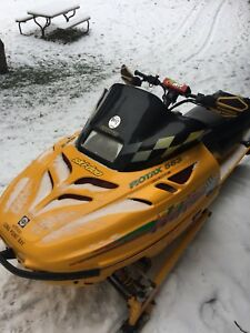Affordable Fun fast reliable sled