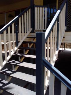 balustrades handrail