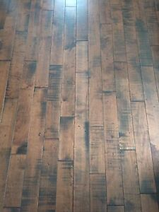 Rustic Maple Hardwood Flooring