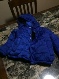 Toddler boys size 4 Calvin Klein winter