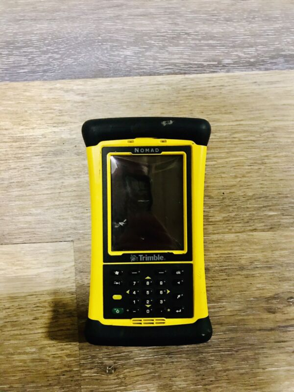 TDS/Trimble Nomad Data Collector