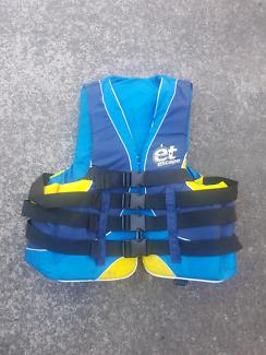 ET escape adult L-XL life jacket PFD