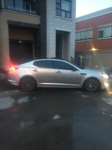 Kia Optima Hybird 2012 full loaded