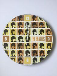 The Beatles RETRO Mid Century Modern Style WALL CLOCK