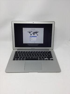 "Apple MacBook Air 2015 13"" Laptop - MJVE2LL/A BTO 2.2GHz Core i7 8GB 512GB SSD"