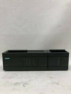Siemens Processorcontroller 6es7 214-1bc01-0xb0 W Relay Output Module