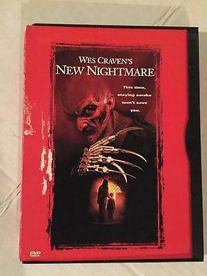 Wes Cravens New Nightmare (DVD, 2000)