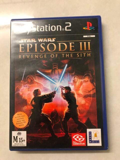 Ps2 Star Wars Episode Iii Revenge Of The Sith Game Playstation Gumtree Australia Brisbane North East Hamilton 1247064183