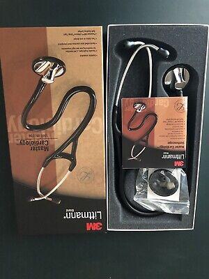 Littmann Master Cardiology Stethoscope 2160 Black Extra Replacement Diaphragm