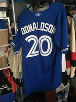 $80 Josh Donaldson Blue Jays Jersey - available in all sizes