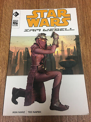 Star Wars: Zam Wesell TPB, Expanded Universe/Legends, FREE UK POSTAGE