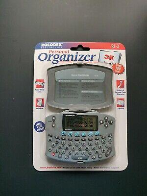 Rolodex Electronic Organizerpda Rf3