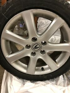 Acura Rims and Tires