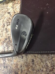 Cleveland CG 10 wedge set golf