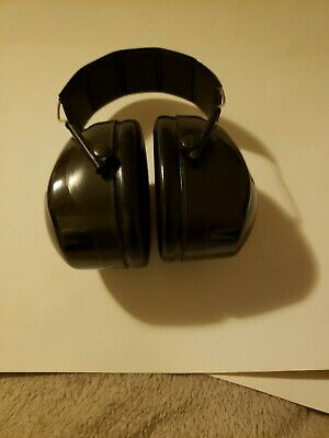 Peltor H7a Deluxe Earmuff Hearing Protector Noise Reduction Rating 27 Decibels