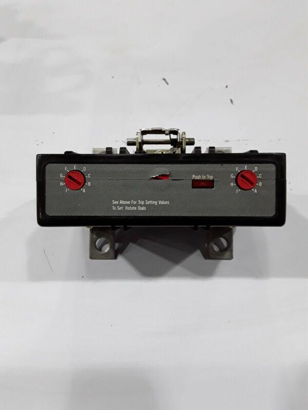 1492D92G80 Cutler-Hammer 2 Pole 400A 600VCA Type HM Trip Unit