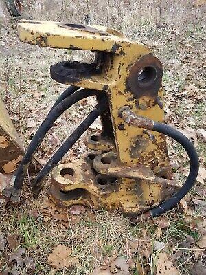 Swing Tower  Case 580c Backhoe