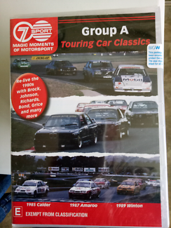 Bathurst motorsport dvd Group A