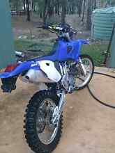 Yamaha Wr250f  very good condition crf250 wr250 Ingleburn Campbelltown Area Preview