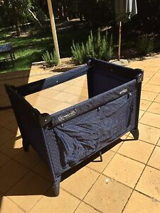 Portable cot with bassinet insert Bridgewater Adelaide Hills Preview