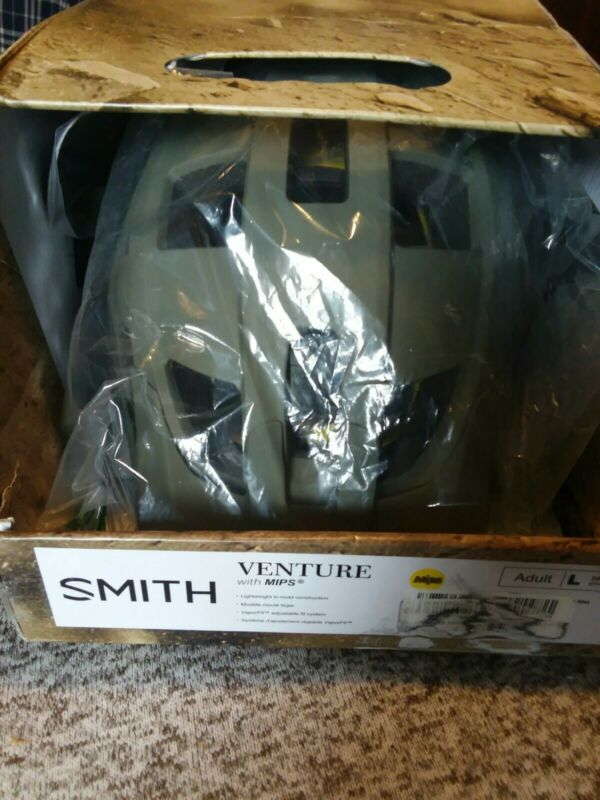Smith Venture Mips Size Large  59-62 CM Sage Green
