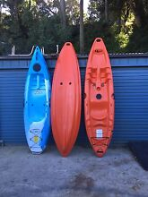 Kayaks Newport Pittwater Area Preview