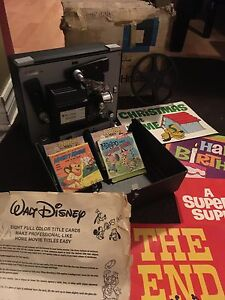 Old Bell & Howell Super 8 Projector