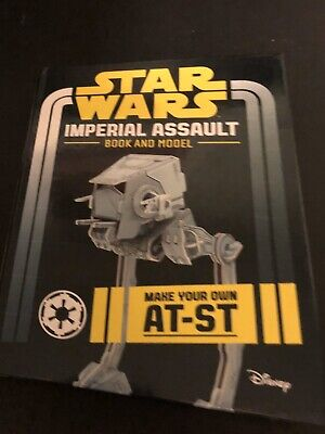 Star Wars Imperial Assault Model And Book