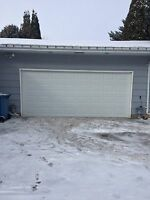 Garage Door & Opener Service Repairs & Installations 24/7