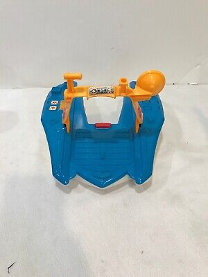 1998 FISHER PRICE RESCUE HEROES QUICK RESPONSE WATERCRAFT-Main Part Of Boat ONLY