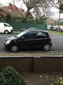 2003 Toyota Echo hatchback  Elwood Port Phillip Preview